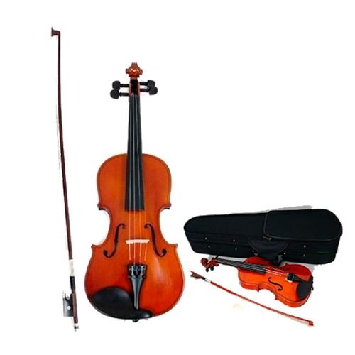 MV-004 Скрипка 1/4 с футляром и смычком, Carayа
