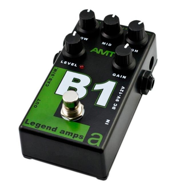 B-1 Legend Amps Гитарный предусилитель B1 (BG-Sharp) AMT Electronics